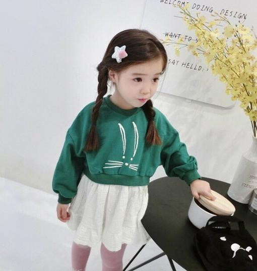 女童服装穿搭技巧