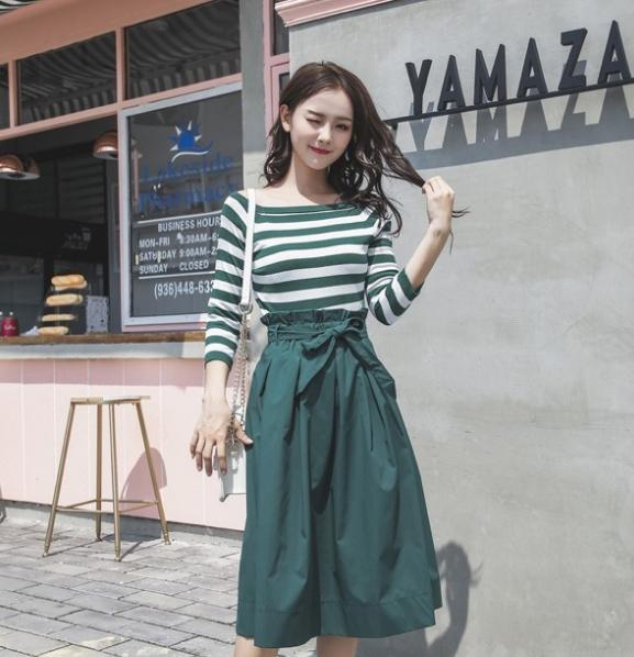 2019年春季裙装有哪些新款_今年最流行的春装